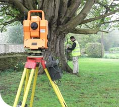 Topographic surveys and Level surveys for the Industry