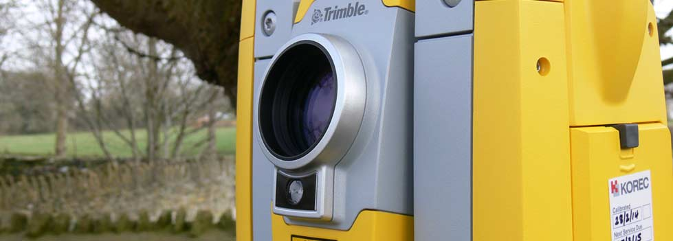 D & H Surveys Trimble S3 Total Station Electronic Theodolite