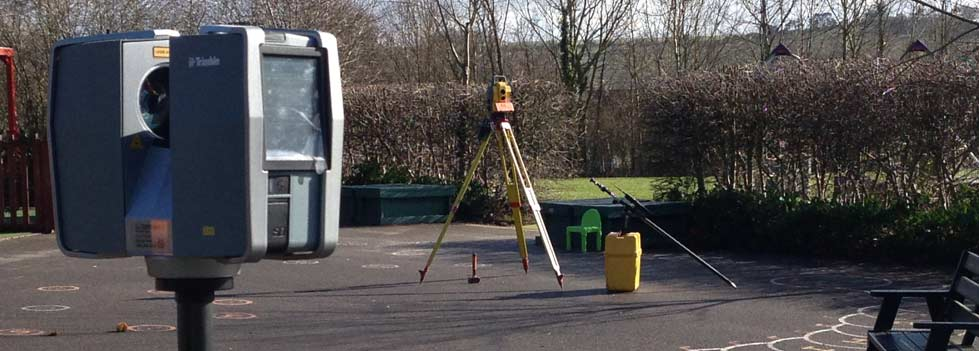 D & H Surveys Trimble TX5 3D Laser Scanning